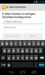 BASE Lutea 3 - E-Mail - Konto einrichten - Schritt 8