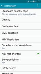 Samsung I9195i Galaxy S4 mini VE - SMS - Handmatig instellen - Stap 6