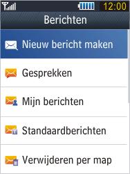 Samsung B3410 Star Qwerty - E-mail - e-mail versturen - Stap 3