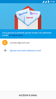 OnePlus 3 - Android Oreo - E-mail - Configuration manuelle - Étape 21