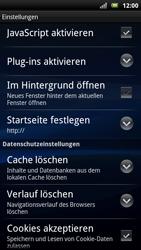 Sony Ericsson Xperia X10 - Internet - Apn-Einstellungen - 0 / 0