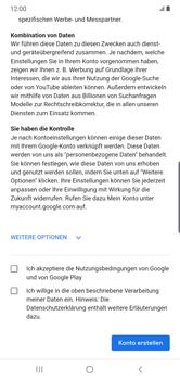 Samsung Galaxy Note 10 Plus 5G - Apps - Einrichten des App Stores - Schritt 15