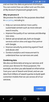 Samsung Galaxy S9 - Applications - Create an account - Step 18