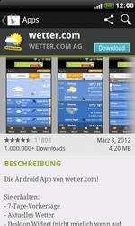 HTC A8181 Desire - Apps - Herunterladen - Schritt 13