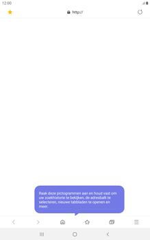 Samsung galaxy-tab-a-8-0-lte-2019-sm-t295 - Internet - Hoe te internetten - Stap 15