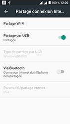 Alcatel U5 - Internet et connexion - Utiliser le mode modem par USB - Étape 8