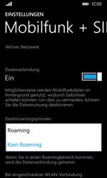 Nokia Lumia 635 - Ausland - Im Ausland surfen – Datenroaming - Schritt 8