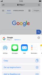 Apple iPhone 8 - iOS 13 - internet - hoe te internetten - stap 16