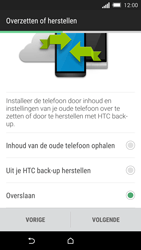 HTC One M8s - Toestel - Toestel activeren - Stap 25