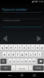 Sony Xperia T3 - Apps - Konto anlegen und einrichten - 11 / 22