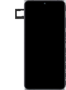 Huawei Y6P - Premiers pas - Insérer la carte SIM - Étape 6