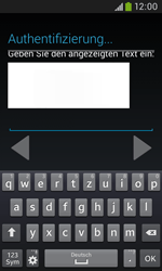 Samsung Galaxy Trend Plus - Apps - Konto anlegen und einrichten - 22 / 28