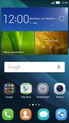 Huawei Y5 - Internet und Datenroaming - Prüfen, ob Datenkonnektivität aktiviert ist - Schritt 2