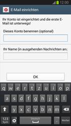 Samsung I9300 Galaxy S III - E-Mail - Konto einrichten (yahoo) - Schritt 9