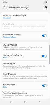 Samsung Galaxy Note10 Plus - Sécurité - activéz le code PIN de l'appareil - Étape 5