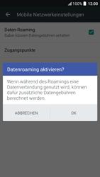 HTC One A9s - Ausland - Im Ausland surfen – Datenroaming - Schritt 8