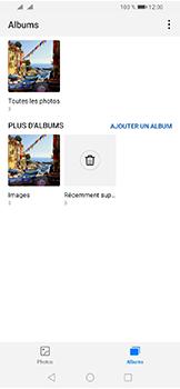Huawei Y6 (2019) - Photos, vidéos, musique - Envoyer une photo via Bluetooth - Étape 4