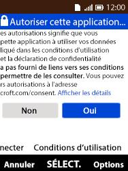 Alcatel 3088X - E-mails - Ajouter ou modifier votre compte Outlook - Étape 9