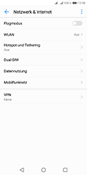 Huawei Y5 (2018) - MMS - Manuelle Konfiguration - 5 / 26
