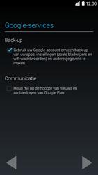 Huawei Ascend G6 - Applicaties - Account instellen - Stap 13
