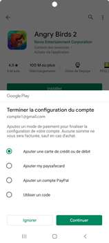 Samsung Galaxy Note20 - Applications - Télécharger une application - Étape 18