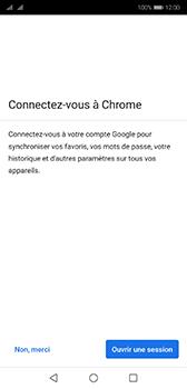 Huawei P20 - Android Pie - Internet et roaming de données - Navigation sur Internet - Étape 4