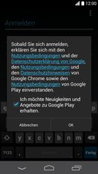Huawei Ascend P6 LTE - E-Mail - Konto einrichten (gmail) - Schritt 13