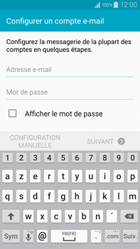 Samsung Galaxy Note 4 - E-mail - 032c. Email wizard - Outlook - Étape 5