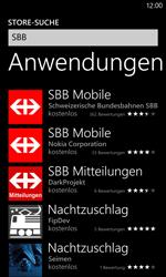 Nokia Lumia 820 / Lumia 920 - Apps - Installieren von Apps - Schritt 14