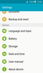 Samsung J120 Galaxy J1 (2016) - Device - Software update - Step 5