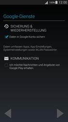 Samsung Galaxy S III Neo - Apps - Konto anlegen und einrichten - 13 / 22