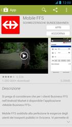 Alcatel One Touch Idol - Applicazioni - Installazione delle applicazioni - Fase 21