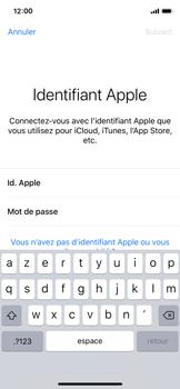 Apple iPhone XS - Données - Créer une sauvegarde avec votre compte - Étape 6