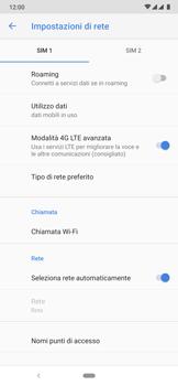 Nokia 6.2 - WiFi - Attivare WiFi Calling - Fase 9