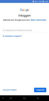 Samsung Galaxy J4 Plus - apps - account instellen - stap 5