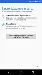 Sony Xperia X Compact - E-mail - configurazione manuale - Fase 19