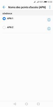 Huawei Y6 (2018) - Premiers pas - Configurer l