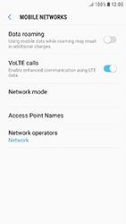 Samsung Galaxy J5 (2017) - Internet - Disable data roaming - Step 7