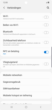 Samsung Galaxy Note 10 Plus - bluetooth - aanzetten - stap 5