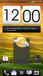 HTC One S - Startanleitung - Installieren von Widgets und Apps auf der Startseite - Schritt 7