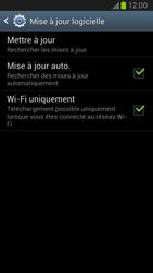 Samsung Galaxy Note II - Logiciels - Installation de mises à jour - Étape 7