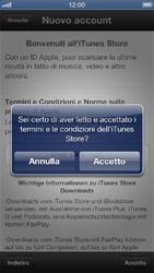 Apple iPhone 5 - Applicazioni - configurazione del negozio applicazioni - Fase 7
