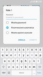 Samsung Galaxy A5 (2016) - Android Nougat - WiFi - Configurazione WiFi - Fase 8