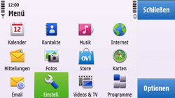 Nokia C6-00 - Internet - Manuelle Konfiguration - 2 / 2