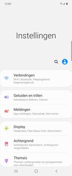 Samsung Galaxy Z Flip Single-SIM + eSIM (SM-F700F) - Bellen - WiFi Bellen (VoWiFi) - Stap 4