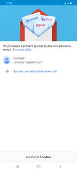 Samsung Galaxy S20 Ultra 5G - E-mail - 032a. Email wizard - Gmail - Étape 13