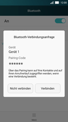 Huawei Y5 - Bluetooth - Geräte koppeln - Schritt 8