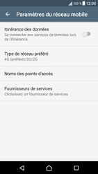 Sony Sony Xperia E5 (F3313) - Réseau - Changer mode réseau - Étape 6