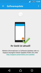 Sony Xperia Z5 Compact - Software - Installieren von Software-Updates - Schritt 7