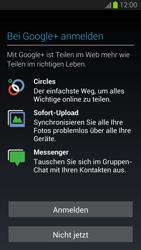 Samsung Galaxy S III - Apps - Einrichten des App Stores - Schritt 10